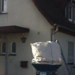 Hohlschichtdämmung eines Einfamilienhauses in 30519 Hannover