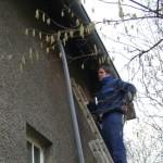 Fachbetrieb für Einblasdämmung aus  Neustadt am Rübenberge dämmt den Hohlraum einer alten Stadtvilla in 30455 Hannover