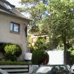 Wie gut ist eine Einblasdämmung? Vergleich Einblasdämmung und WDVS. Praxisbeispiel: Einblasdämmung einer Fassade in 31134 Hildesheim