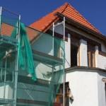 Aus Überzeugung: EPS Dämmgranulat HK 33! Einblasdämmung in 38723 Seesen bei Goslar an der Fassade und im Dachbereich.