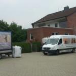 Raum Lüneburg: Einblasdämmung in 21357 Bardowick als nachträgliche Dämmung der Fassade