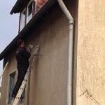 Fassade dämmen in Oldenburg Edewecht. Nachträgliche Kerndämmung gemäß der Energieeinsparverordnung