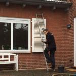 Einblasdämmung Peine –  Hausfassade mollig warm nach Einblasdämmung