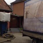 Einblasdämmung Bremerhaven. Kostengünstige Dämmung für Dach und Fassade