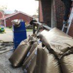 Kerndämmung in Hamburg mit finanzieller Unterstützung durch KfW Förderung