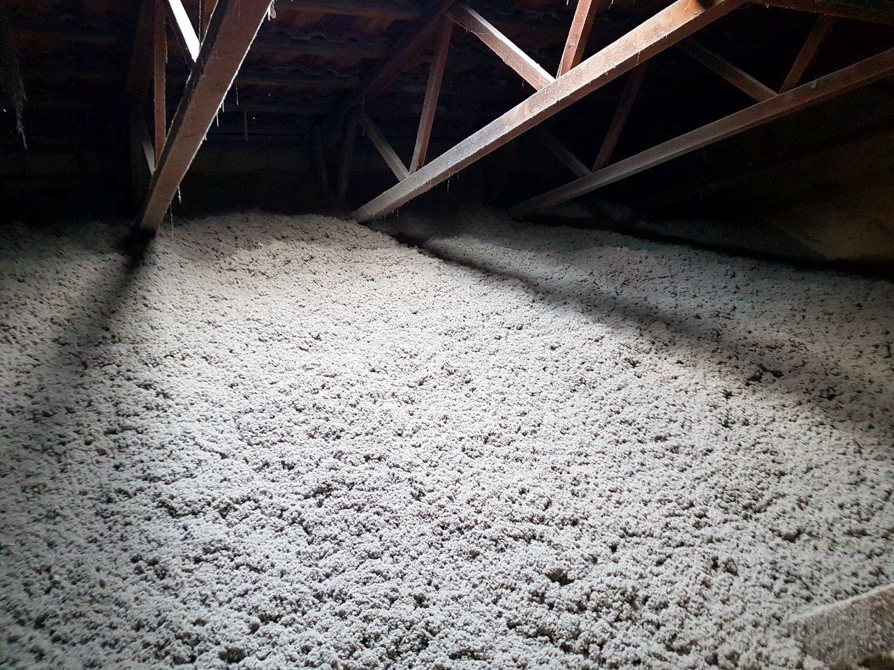 ClimaCell Daemmung Dachdaemmung Einblasdämmung