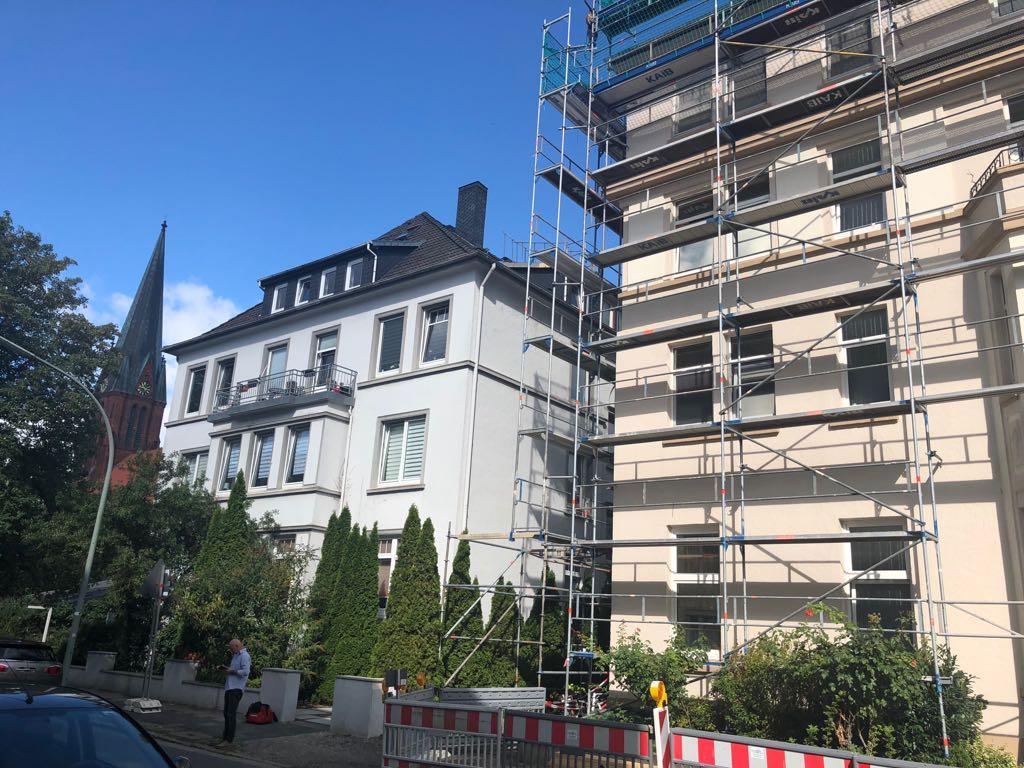Dachdämmung Hannover