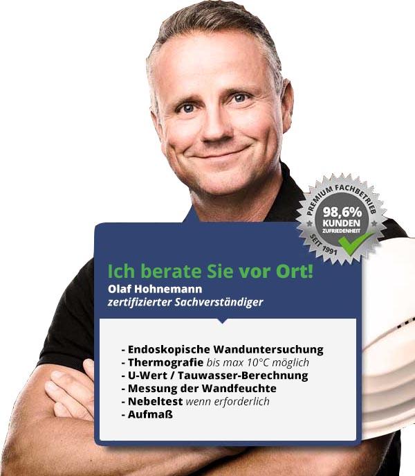 Kontakt zu 1aEinblasdämmung Olaf Hohnemann